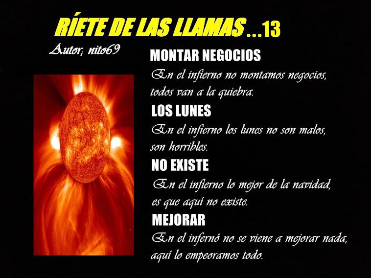 RÍETE DE LAS LLAMAS…13