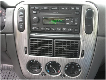 2001 FORD EXPLORER AIR CONDITIONING PICTURE
