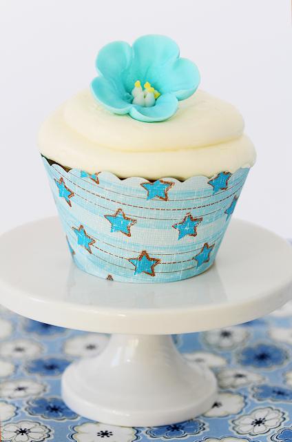 Cupcake sencillo