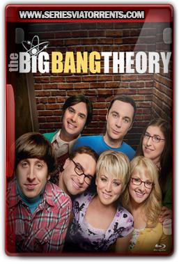 The Big Bang Theory 8ª Temporada Torrent – Dublado (2015)