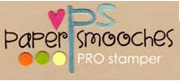 I was a PRO Stamper at Paper Smooches SPARKS!