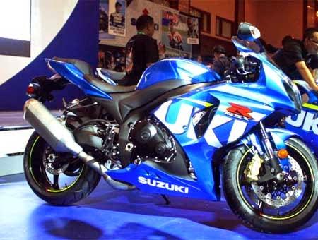 Motor Suzuki Versi MotoGP
