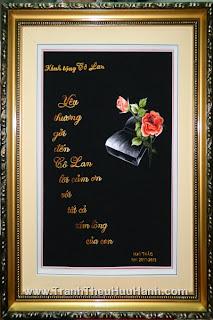 Quà Tặng 20-11 Ý Nghĩa Độc Đáo Từ Tranh Thêu Hữu Hạnh
