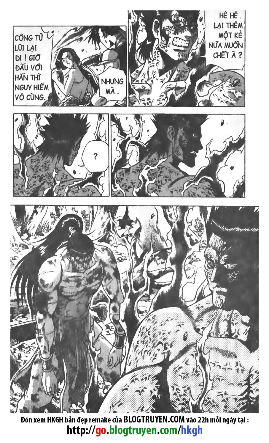Hiệp Khách Giang Hồ chap 159 page 15 - IZTruyenTranh.com