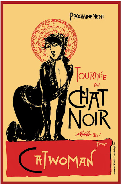 Catwoman - Chat Noir