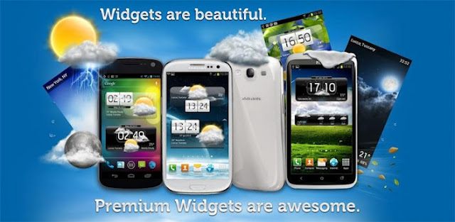 Premium Widgets & Weather v1.3.1 APK