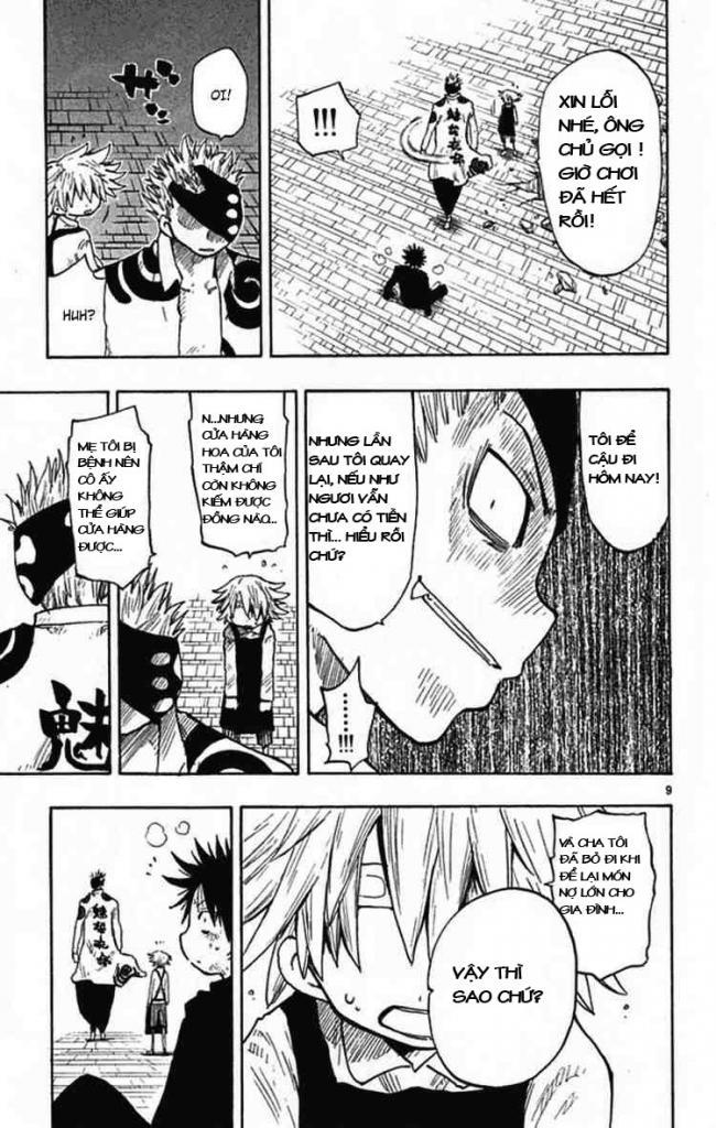 Law of Ueki Plus Chap 7 - Next Chap 8