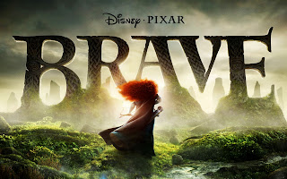 Disney Pixa Brave 2012 Poster HD Wallpaper