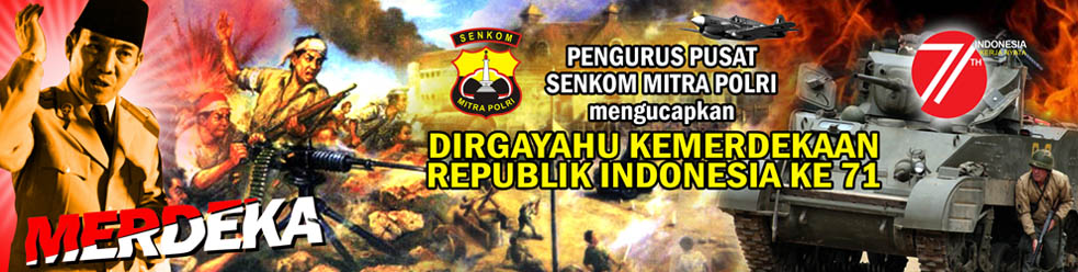 Dirgahayu Republik Indonesia ke 71
