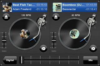 DJ Mixer IPA 3.6