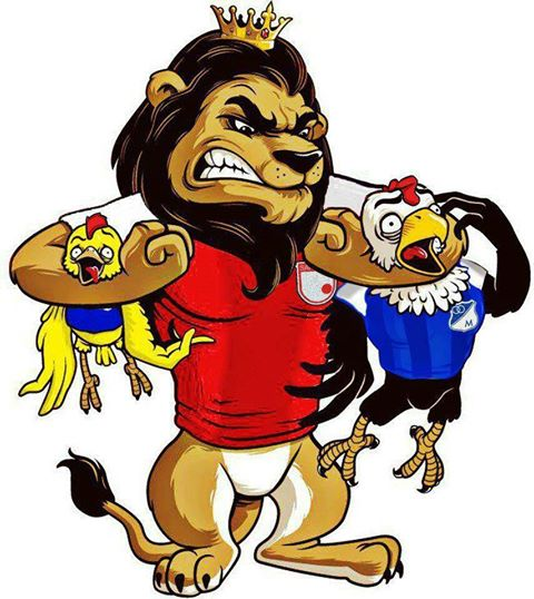 leones vs. millonarios