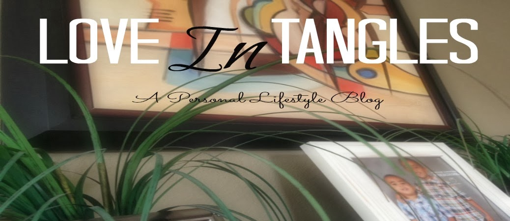 Love In Tangles: A Personal Lifestyle Blog