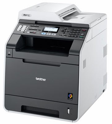 How to Fix Paper Jams Inside Brother MFC9460CDN Printer ...