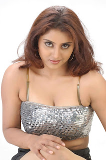 South Mallu Actress Sunitha Verma Hot Cleavage Show
