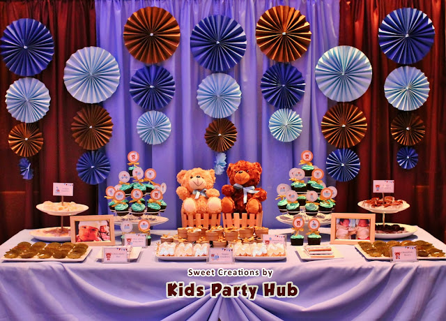 Teddy Bear Theme Party