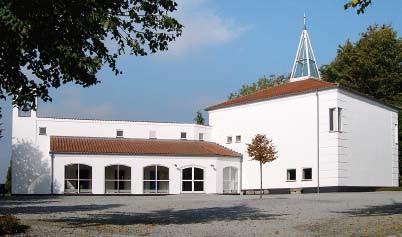 Venskabsmenighedens kirke i Sydslesvig