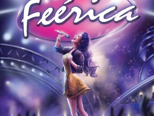 Lançamento da Fantasy - Casa da Palavra em pré-venda: Feérica da Carolina Munhóz