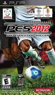 Game PSP-pes