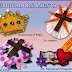 Sts. Helena, Rose, Monica, and Augustine + Queenship of Mary Crafts {Liturgical Ornaments}