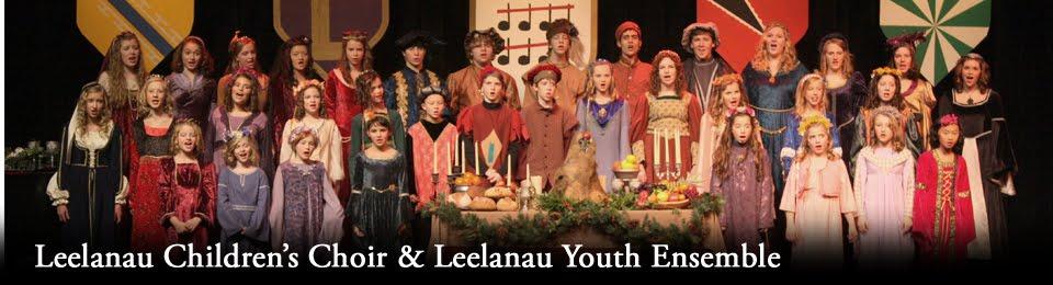 Leelanau Children's Choir & Leelanau Youth Ensemble