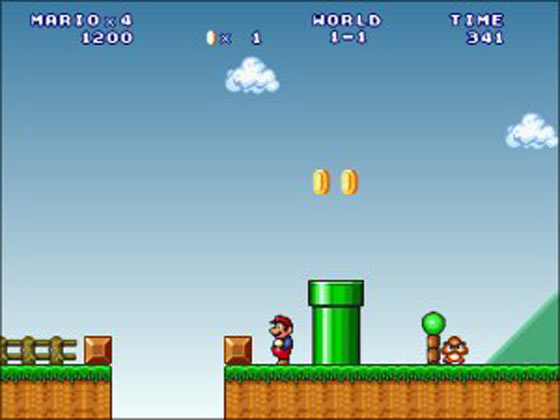 online game super mario