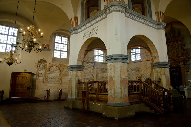 Polish architecture, synagogue
