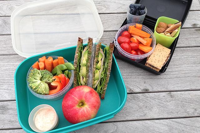 Детский обед в Дании - здоровое питание для детей