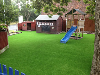 HT Indulgence installed at a Bolton Day Nursery
