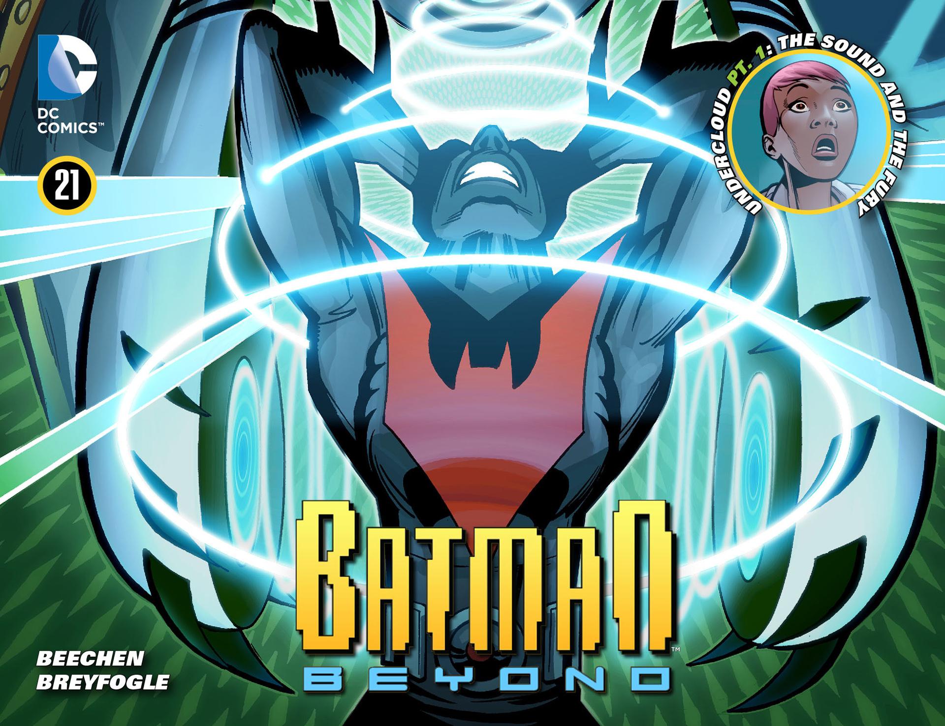 Batman Beyond (2012) Issue #21 #21 - English 1