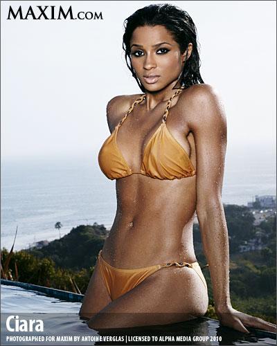 Ciara boob job