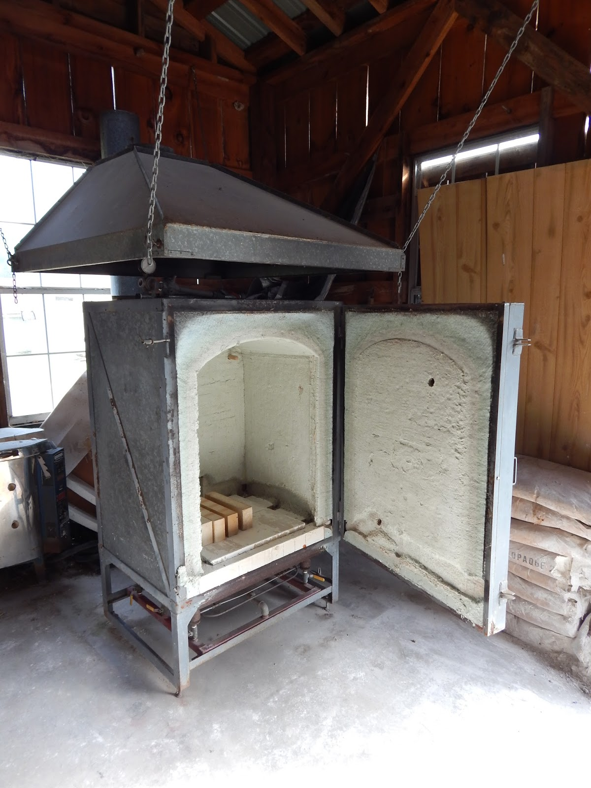 Clay Club Gas Kilns For Sale