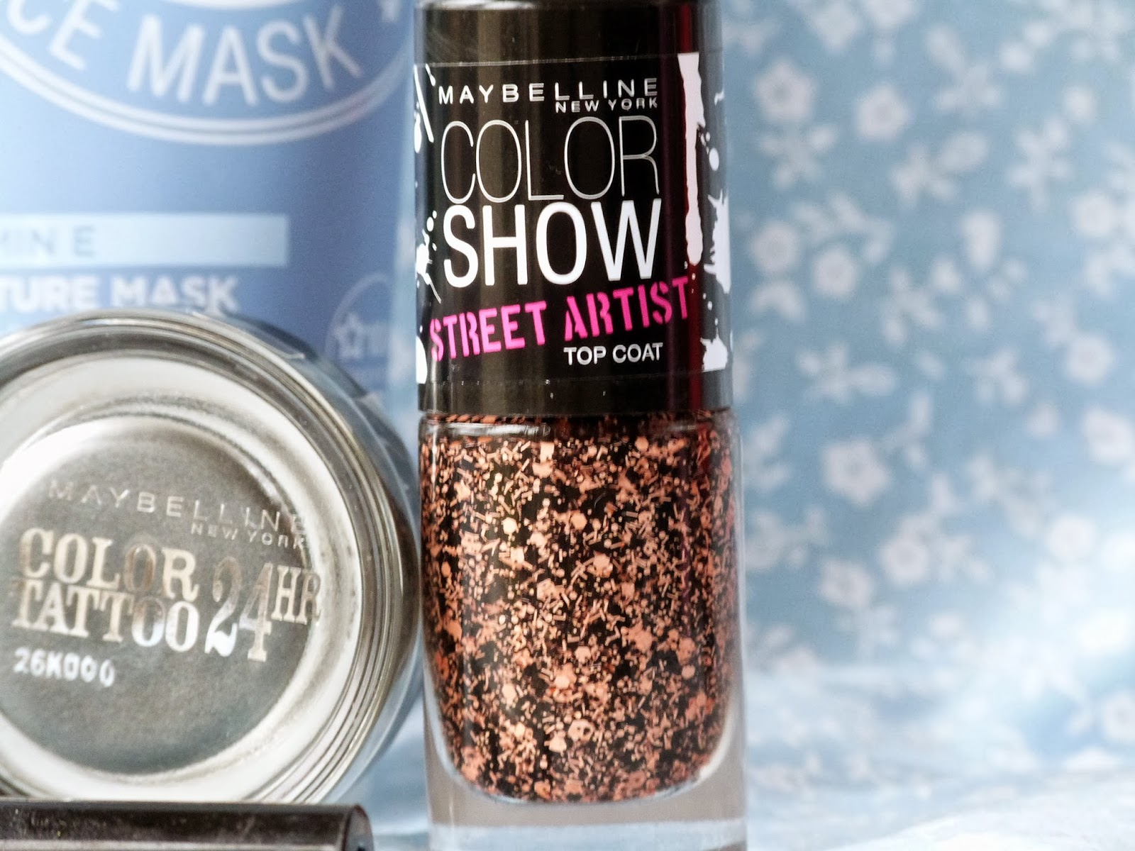 Maybelline Colour Show Street Artist Top Coat in 03 Urban Vibe