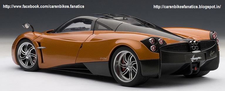 Car & Bike Fanatics: Pagani Huayra - Tuned