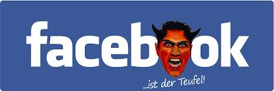 facebook ist der Teufel