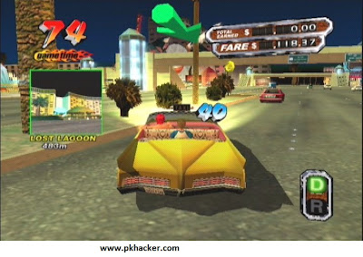 Crazy Taxi 3 Compressed Full PC Game Free Download