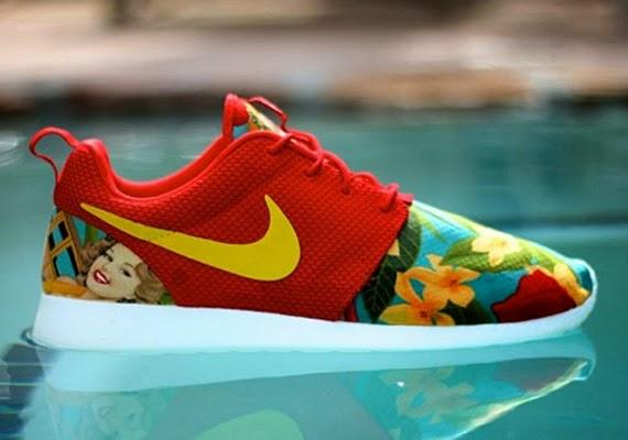 Nike Roshe Run Lunares