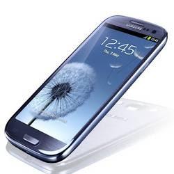 Galaxy S III com tela gigante e interação natural.