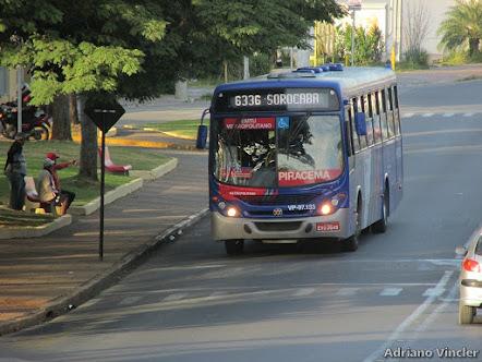 Horário de ônibus Salto de Pirapora á Sorocaba 2019