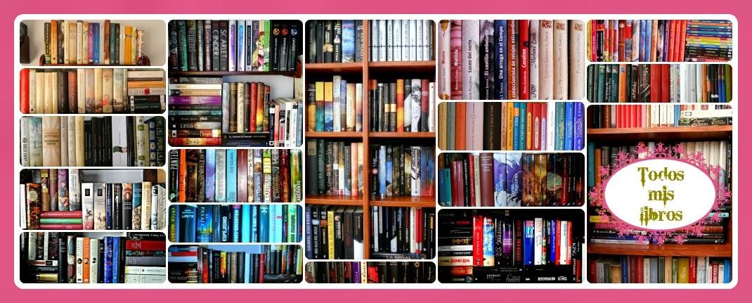 Todos mis libros