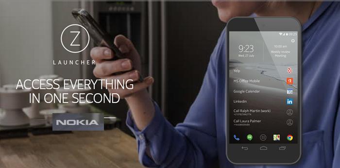 Nokia Z Launcher Apk v0.1.0 Mod