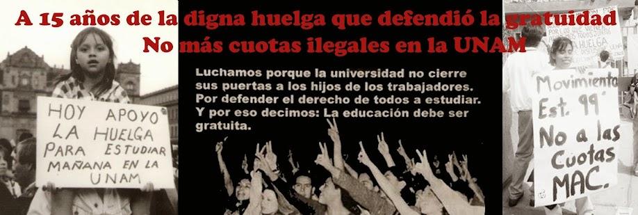UNAM en Rebeldía