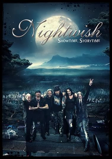 "DVD baru NIGHTWISH "" Showtime, Storytime "" Segera Dirilis November 2013 ini !!"
