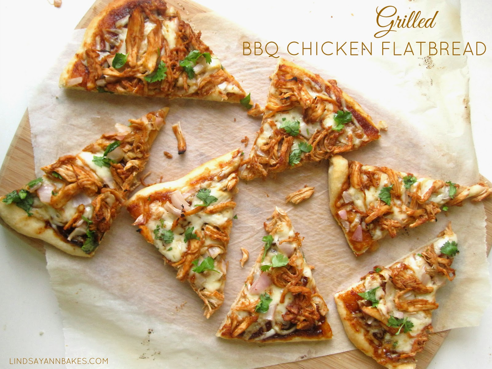 grilled bbq chicken flatbread pizza yield 2 flatbread pizzas ...