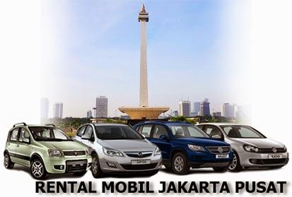 Daftar Alamat Rental Mobil di Jakarta Pusat
