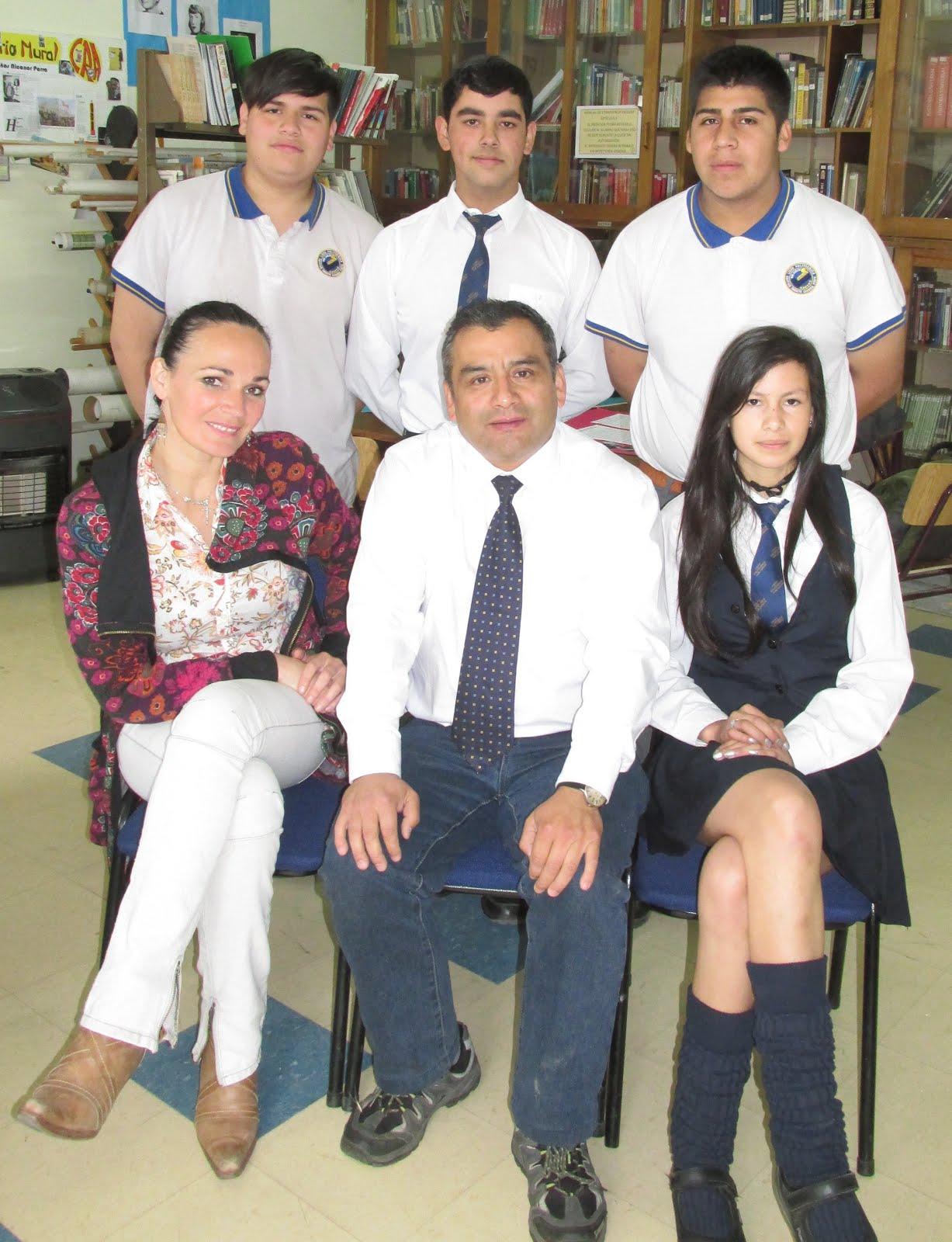 Club Amigos de la Biblioteca 2016