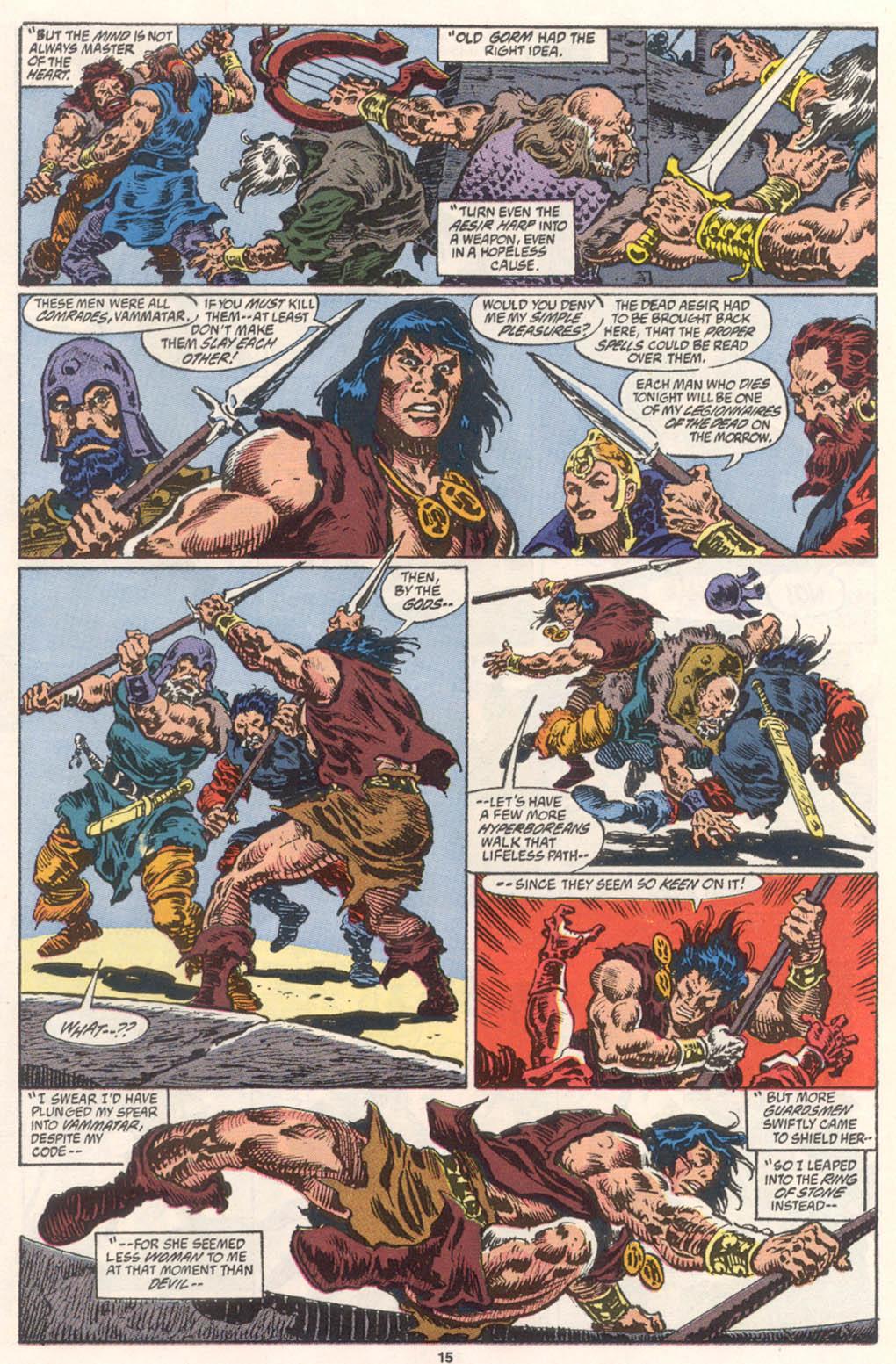 Conan the Barbarian (1970) Issue #254 #266 - English 12