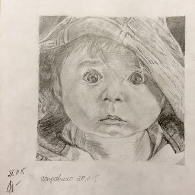 Учусь рисовать:)