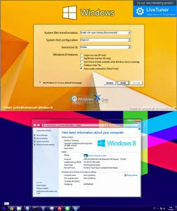 Windows 8 Transformation Pack v9