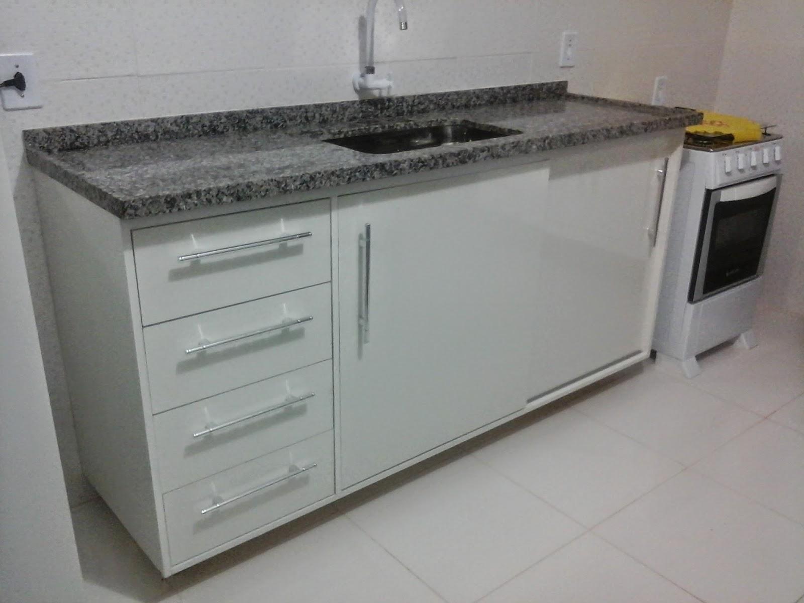 Adesivo De Moveis De Madeira ~ Rangel Marcenaria Cozinha armário de pia