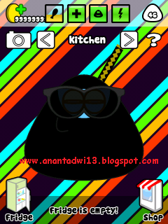 Game Pou with Unlimited Coins for Android
